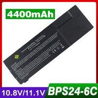 6 cells 11.1V Laptop Battery VGP BPL24 VGP BPS24 For SONY VAIO SA SB SC SD SE VPCSA VPCSB VPCSC VPCSD VPCSE Series