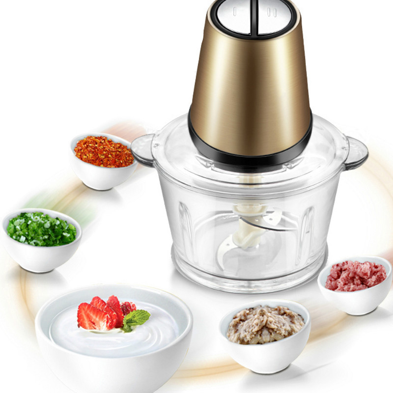 Meat Grinders Mince the stuffing with garlic, fruit and pepper in a meat grinder. Stir serve electric stainless steel NEW
