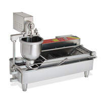 Jamielin Automatic Donut Fryer Machine Commercial Donut Machine Donut Making Machine Maker Fryer