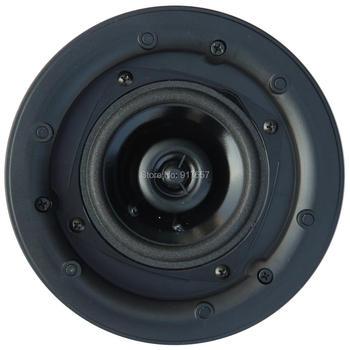 Home audio loudspeaker,In-ceiling speaker, 8ohm stereo ceiling speaker, 4 inches 2 way wall speaker with crossover WS-TPZ406 фото