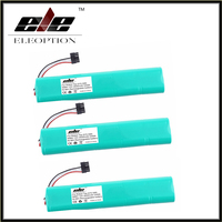 3 pcs 12V 4500mAh 4.5Ah NI MH Eleoption New Replacement battery for Neato Botvac 70e 75 80 85 D75 D8 D85 Vacuum Cleaner battery
