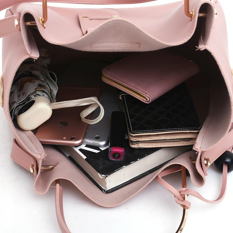 Linvara - set sac & pochette