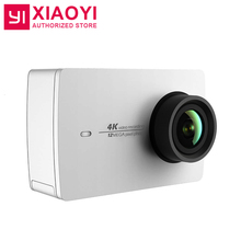 "[International Version]Original Xiaoyi YI 4K Action Camera 2 Ambarella A9SE Sports Camera 2 155 Degree 2.19"" 12.0MP CMOS EIS LDC"