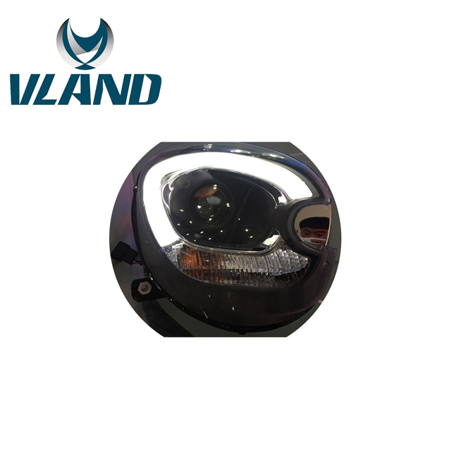 Vland Factory For Car Styling Headlamp For Mini Cooper Countryman