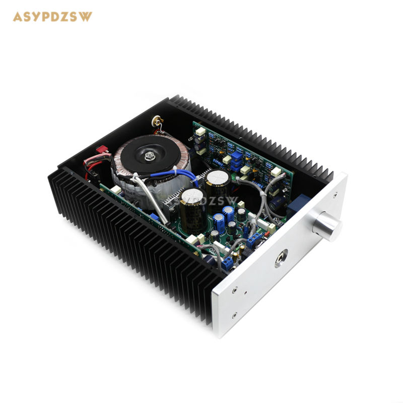 Audiophile HI-END B22 Class A headphone amplifier base on beta 22 With headphone protection circuit