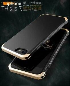 Image 5 - Aluminium Metalen Bumper + Pc Cover Telefoon Case Op Voor Iphone Se 2 2020 5 S 5 S 6 S 6 Plus 7 7 Plus 8 8 Plus X Xr Xs Max Xsmax 11 Pro Max