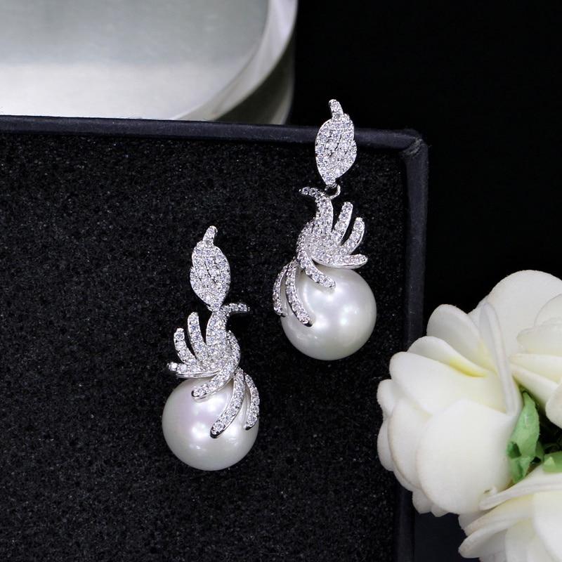 Pearl Drop Earrings7