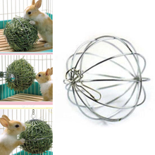 Feed Dispense Exercise Hanging Hay Ball Guinea Pig Hamster Rabbit font b Pet b font Supply