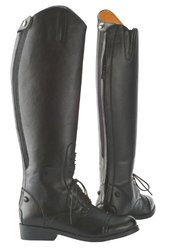 Aoud Saddley Horse Riding Boots Full Leather Knee Boots Equestrian Boots Back Zipper Shoes Horse racing Customized Halter Chaps