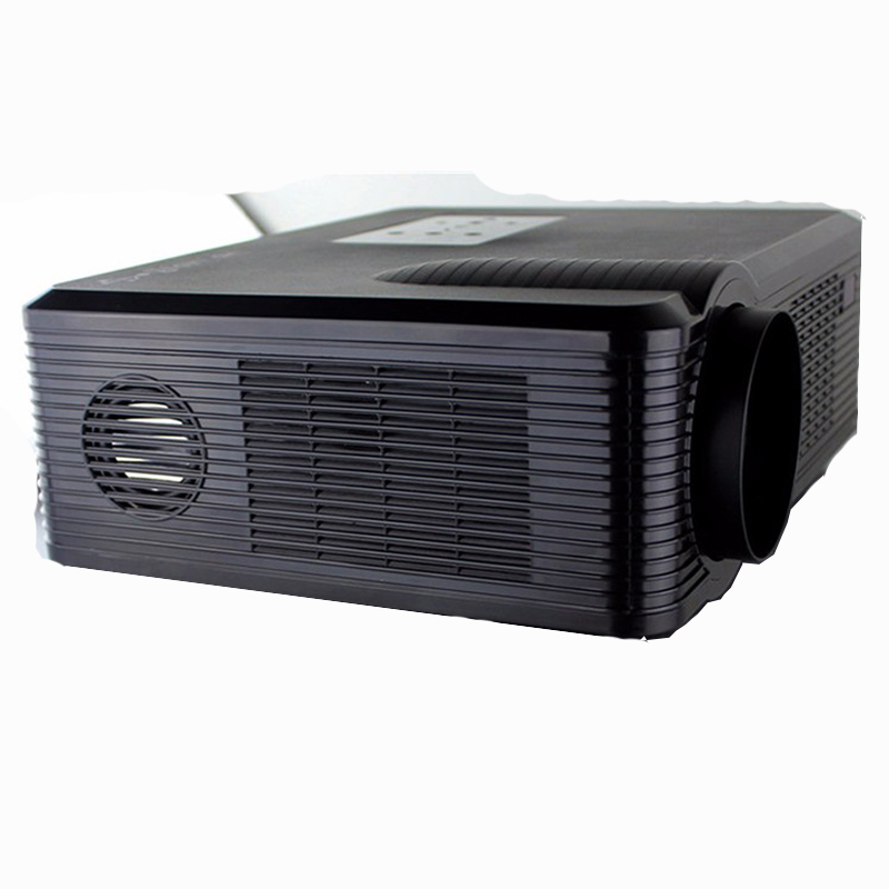 DH-TL261+ 3D function TV LCD Projector 800*480P support 720P 1080P Full HD Widescreen Home Theater Proyector 50000hs lamp life L