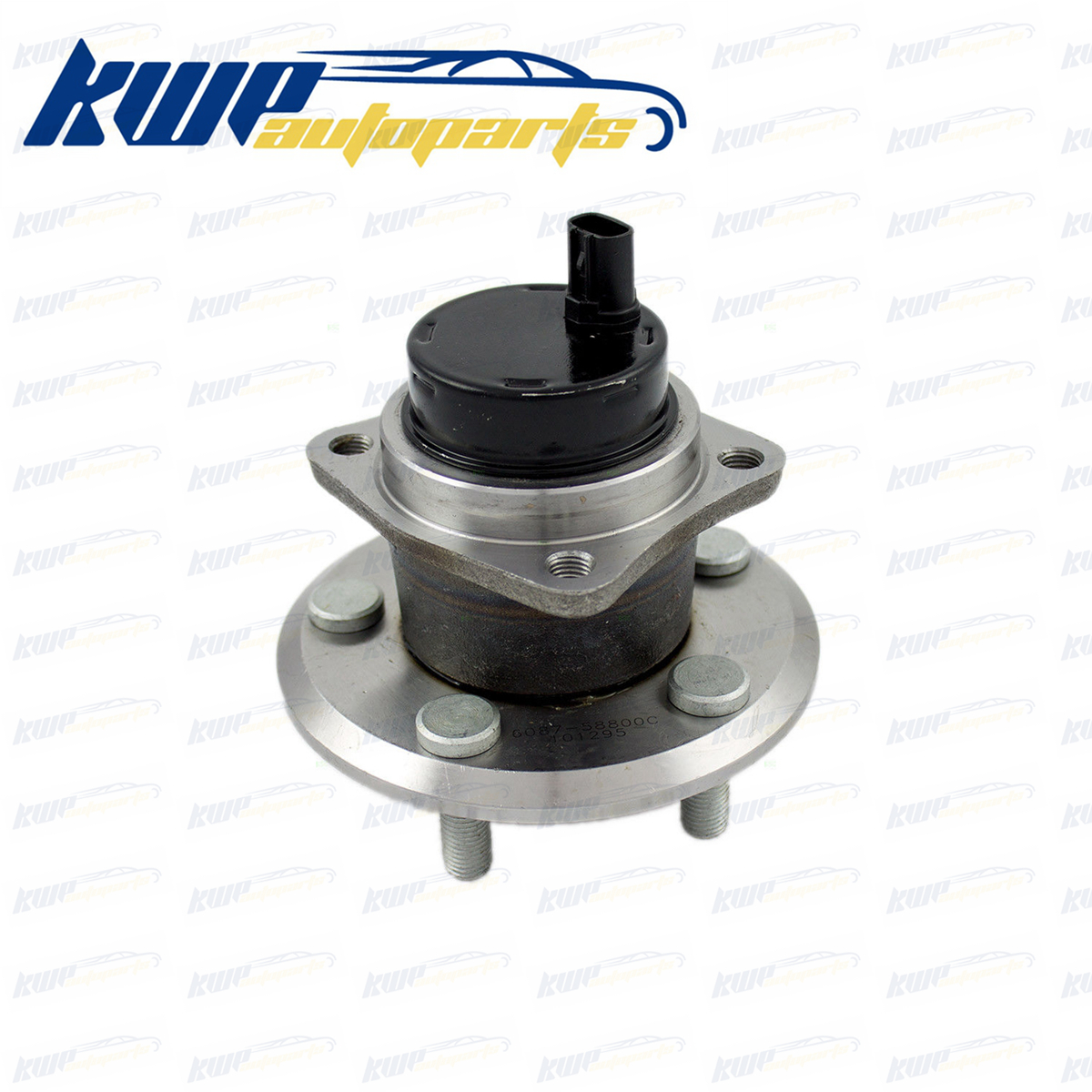 Rear Wheel Hub Bearing Assembly For Toyota Corolla Matrix Vibe Prius Celica tC #42450-47030 4pcs dac3063w 30x63x42 dac30630042 dac3063w 1 9036930044 574790 dac3063w 1cs44 hub rear wheel bearing auto bearing for toyota