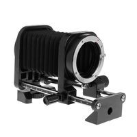 Macro Entension Focusing Bellows For SONY A350 A380 A290 A200 A55 A57 A33 A37 A77 A58 DSLR Camera