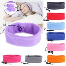 Washable Anti-noise Sports Running Sleeping Earphones Bundle Music Headband Sleep Phone Headphone For iPhone For Samsung