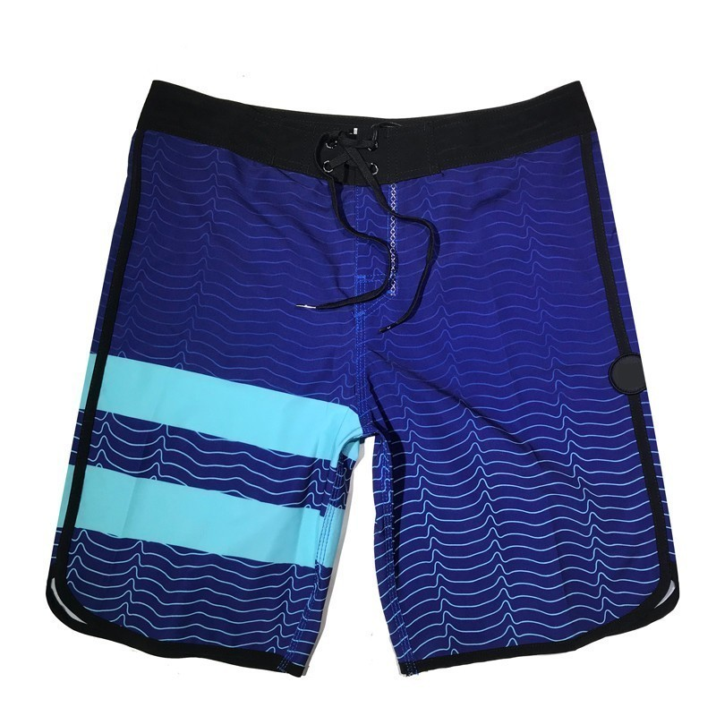 Mens Summer New Brand Quick Dry   Board     Shorts   Waterproof Beach   Shorts   Elastic Surfing Fitness Gym   Shorts   Phantom Boardshorts