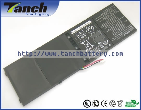 AP13B3K AP13B8K 4ICP6/60/78 Laptop batteries for ACER Aspire V5-473G V5 573G ES1-512-C8XK V7-582PG V5-572G v5-552P 15.0V 6 cell 14 touch glass screen digitizer lcd panel display assembly panel for acer aspire v5 471 v5 471p v5 471pg v5 431p v5 431pg