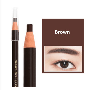Image 5 - 高品質 12 ピース/ロット 5 色本物のトップの持続フルレーザー化粧品眉毛鉛筆で送料無料