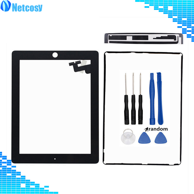купить Touch Screen Glass Digitizer sensor For ipad 2 A1395 A1396 A1397 Touch panel & touch screen tape & frame adhesive & tool по цене 799.65 рублей