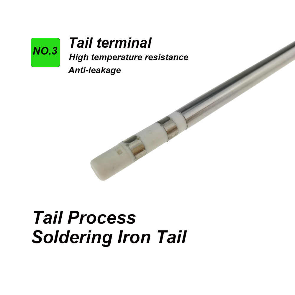 KSGER T12-BL T15-BL Electronic Soldering Tips 220v 70W FX9501 Handle T12