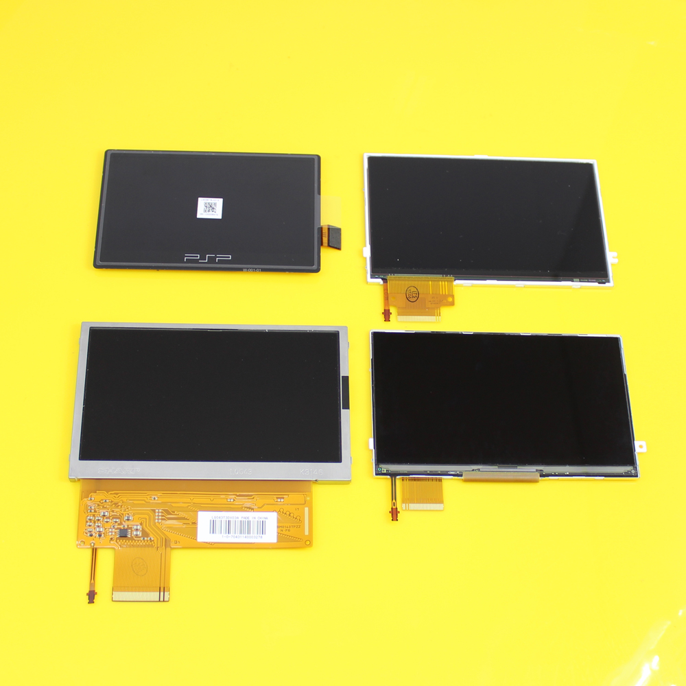 JCD LCD SCREEN DISPLAY For Sony PSP 1000 1003 2000 3000 3004 LCD Display Screen Replacement For  PSP GO