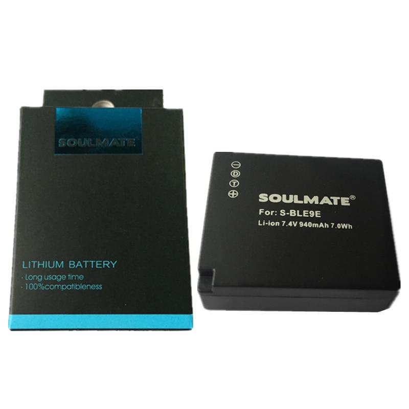 DMW-BLG10 BLG10E BLE9E Digital Camera Battery BLE9 BLG10PP lithium batteries pack BLE9PP For Panasonic Lumix DMC GF6 GX7 GF3 GF5