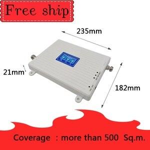 Image 2 - TFX BOOSTER GSM 900 LTE DCS 1800 WCDMA 2100mhz טלפון סלולרי מגבר אות 2G 3G 4G 70dB נייד נייד איתותים משחזר