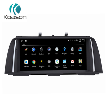 Koason GPS Navigation PK PX6 Android 8.1 Touch Screen Multimedia Audio Player for BMW 5 Series F10 F11 CIC With Bluetooth Wifi