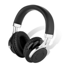 89018b4907b Bluedio M28 Active Noise Cancelling Wireless Bluetooth Headphones wireless  Headset with microphone for phones(China