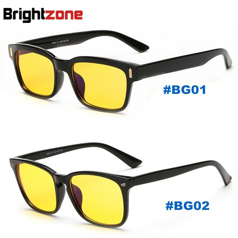 New Arrival Anti Blue Rays Computer Goggles Reading Glasses 100% UV400 Radiation-resistant Glasses Computer Gaming Glasses