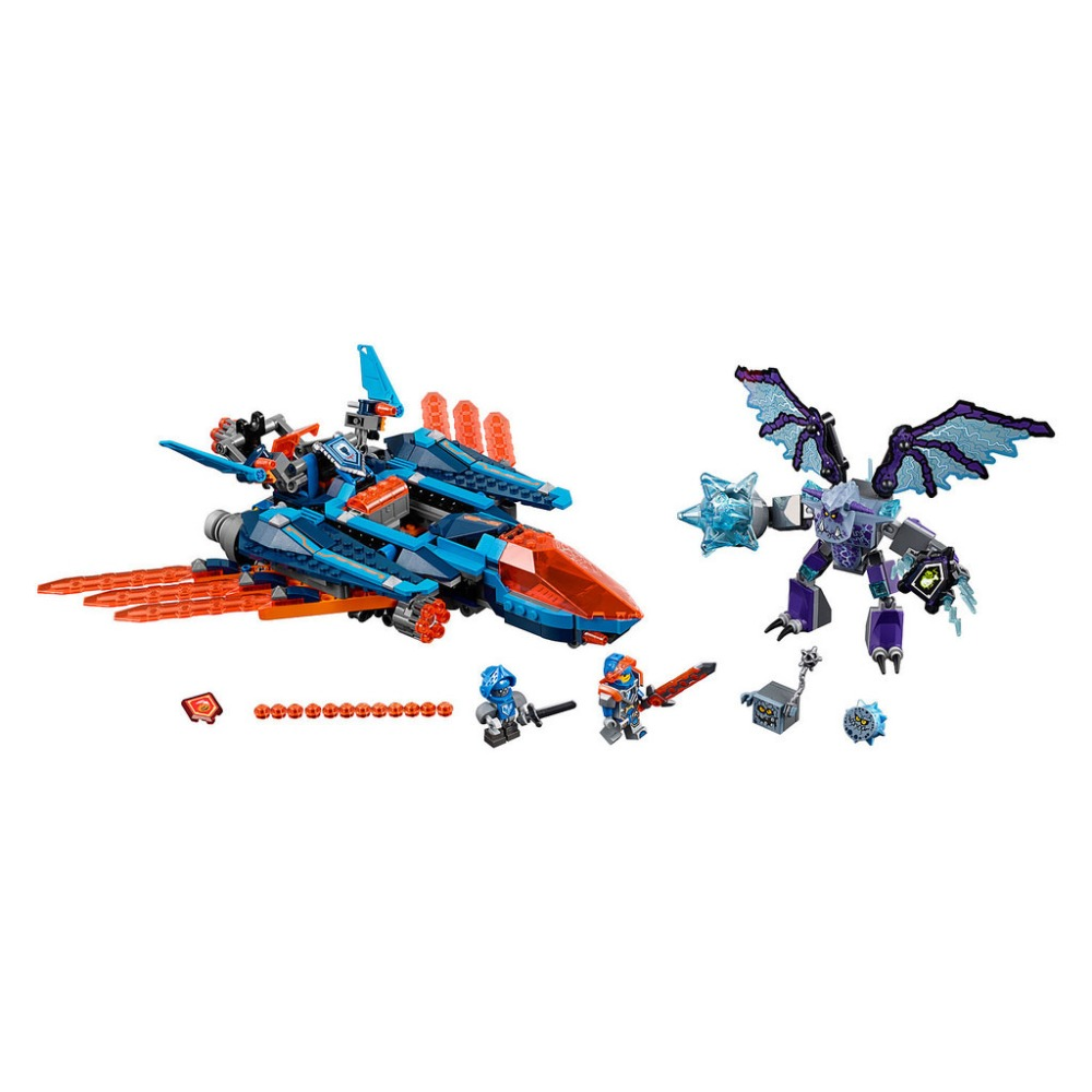 ФОТО bricks toy blocks DIY self-locking bricks 14030 Compatible with Lego Clay's Falcon Fighter Blaster 70351