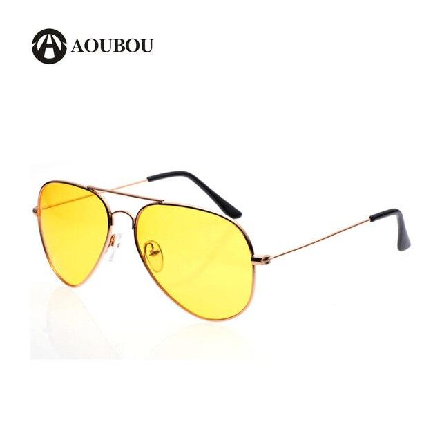 bac7e0a325 Night Vision Sunglasses triumph shopaho licStyle Anti-glare glasses Mens  Drivers Mirror Female Male Goggle Yellow Glasses 6227