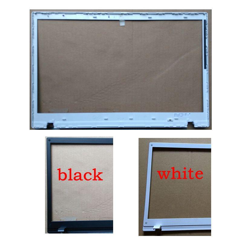 GZEELE NOVO LCD Tampa Moldura Para samsung 300V5A 300V5Z 305V5A NP300V5A NP300V5Z NP305V5A BA75-03209B frente Caso da Habitação