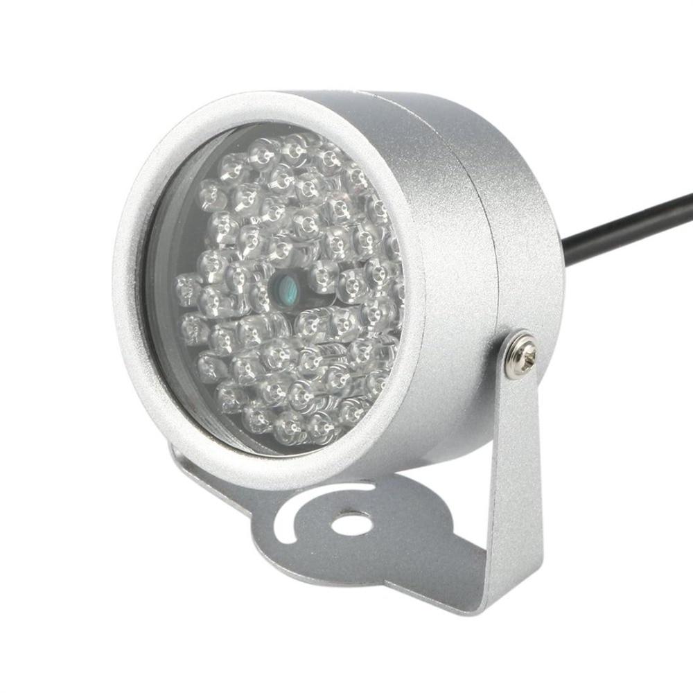 48 LED illuminator Light Infrared IR Led lamp 850nm Wavelength IR illuminator night vision Lighting for CCTV Camera Fill Light 5