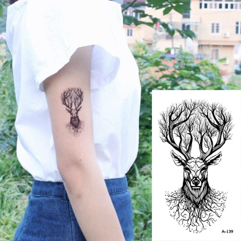 NOVO Vruće dizajn Privremena tetovaža za odrasle Vodootporna Tatoo - Tetovaže i tjelesna umjetnost - Foto 5