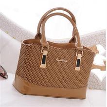 2015 Fashion Plaid Women Handbag Snake Pattern Crossbody Bag Hot Sale PU Leather Shoulder Bag Women Messenger Bags Tote Bolsas