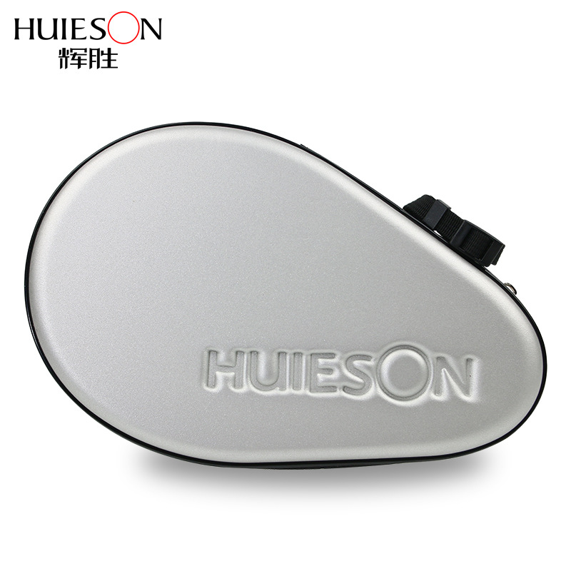 Professional Table Tennis Racket Bag  Gourd Table Tennis Hard Case PU Waterproof Table Tennis Accessories