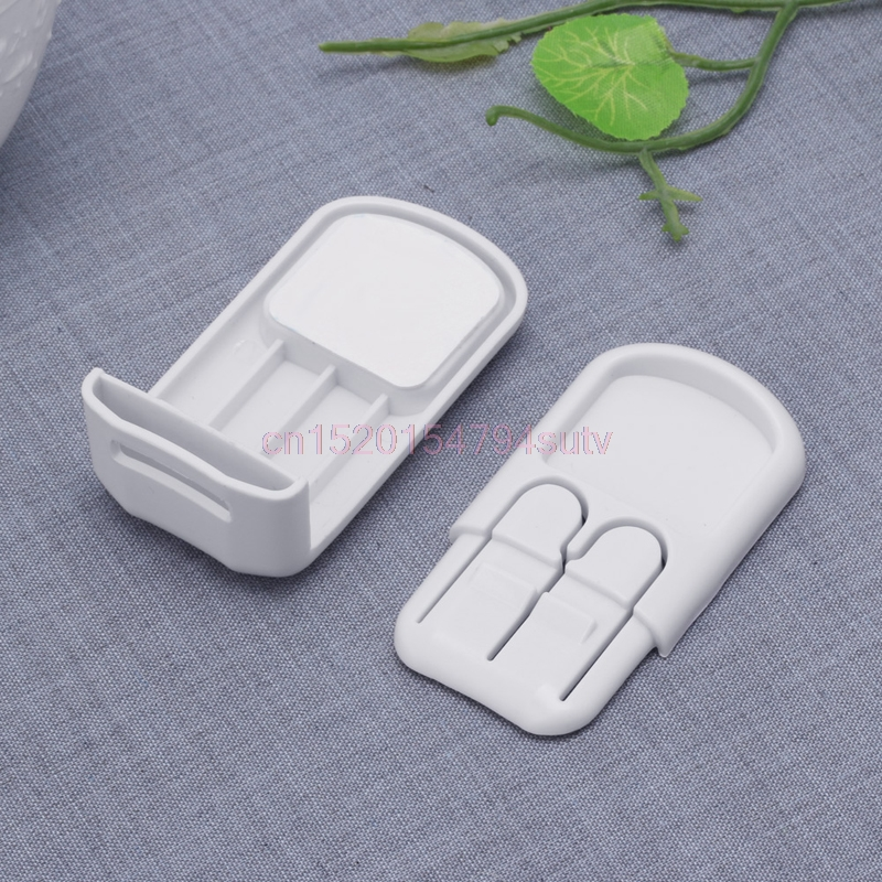 4pcs Baby Child Lock Safety Drawer Cabinet Door Angle Care Protection Tool H055