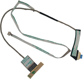 New Laptop  Cable For LENOVO Y570 Y575 PN:DC020017910 Replacement Repair Notebook Display Screen LCD LVDS CABLE 10 1 laptop replacement lcd led screen for