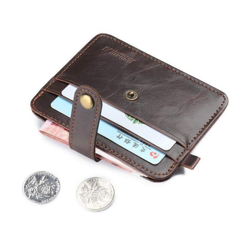 Slim Mini Purses Credit Card Holder Card font b bag b font font b Men s