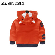 Baby Boy Spring and Autumn Jackets 2016 New Brand Softshell Jackets Boys Coat Active Hooded High Quality Boy Outerwear