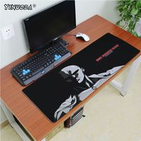Yinuoda High Quality One punch man Unique Desktop Pad Game Mousepad Size 180*220 200*250 250*290 300*600 and 400*900*2mm 3