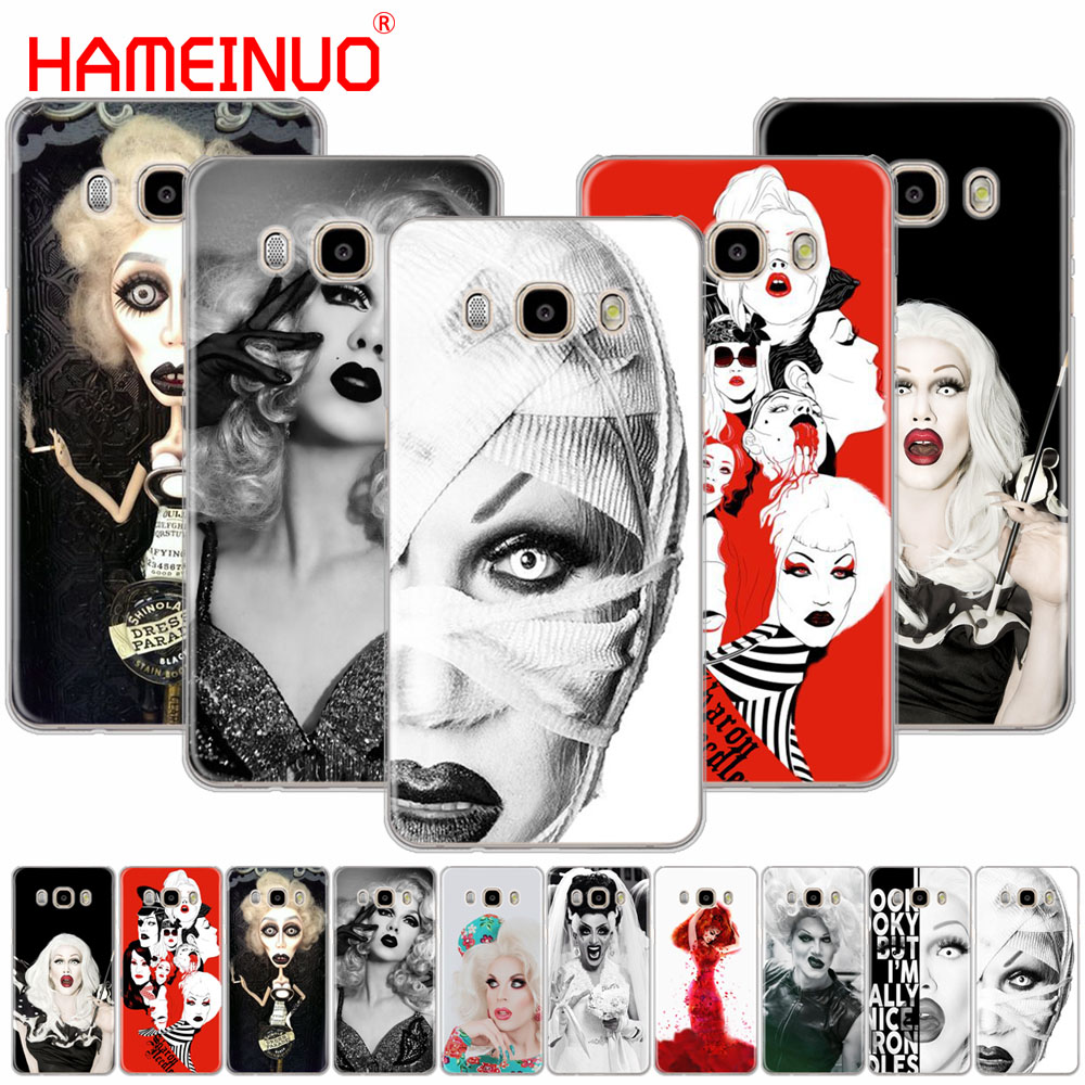 HAMEINUO RuPauls Drag Race Fashion cover phone case for Samsung Galaxy J1 J2 J3 J5 J7 MI ...
