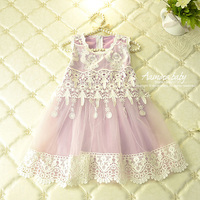Aamina Lace Dresses For Girls Kids Girls Clothing Girls Dresses Summer 2016 Wholesale Baby Boutique