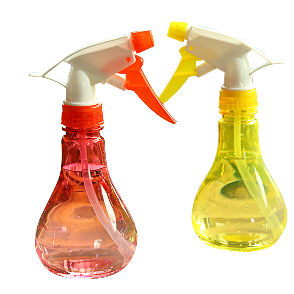 Empty-Spray-Bottle Sprayer Watering The-Flowers Plastic New 1pc for Salon-Plants 20--8cm