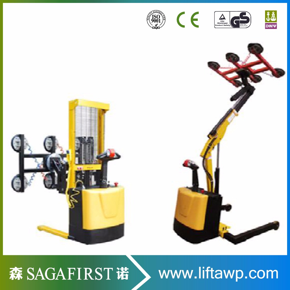 Self Propelled Vacuum Lift For Handling Difference Kind Of Heavy Plate