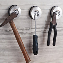 Wall mounted 304 Stainless Steel Cutters Accept Non Drilling Kitchen adsorption tool Kitchen magnetic knife holder