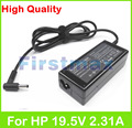 19.5 V 2.31A 45 W laptop AC carregador adaptador de alimentação para HP Dividir x2 13t-g000 13T-m000 13T-M100 X2 Fluxo 11-d000 13-c000