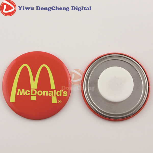 2 1/4 58mm round magnetic button componets,badge making machine making it ,magnet button parts,badge consume