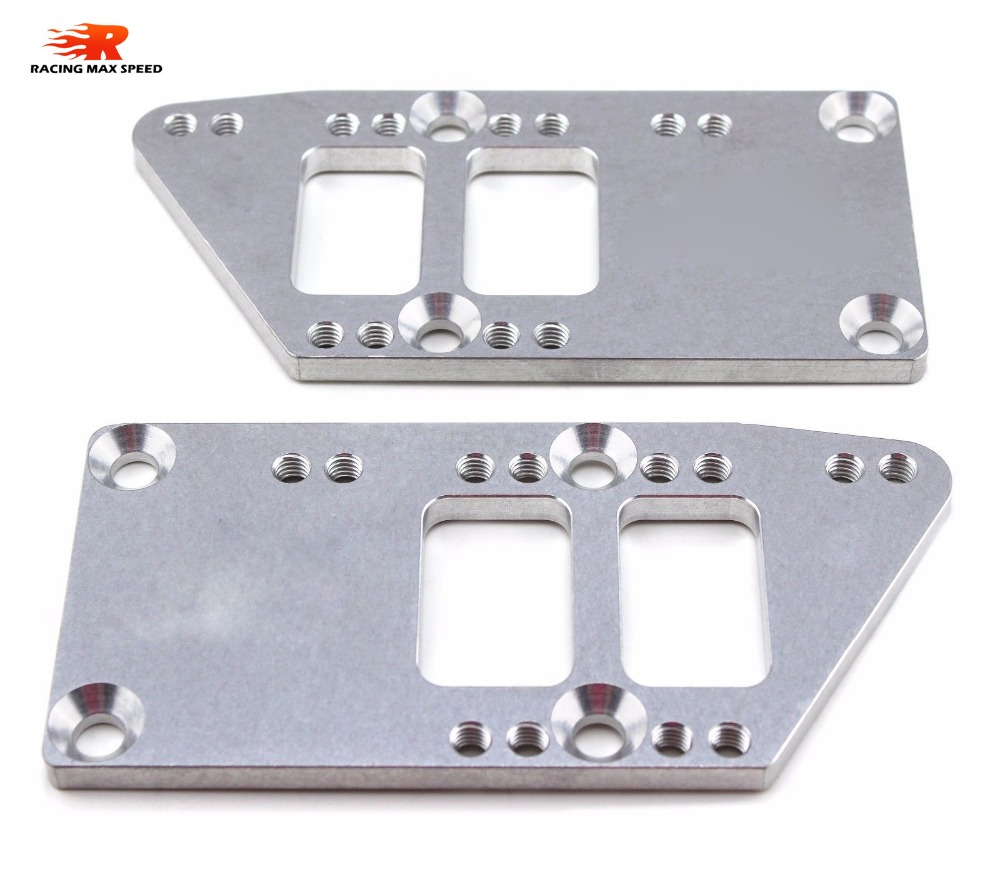 Image 2 - LS Engine Mounts Billet Aluminum LS Swap Kit LS for Conversion Chevelle Camaro Nova