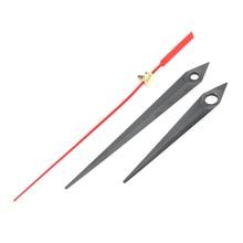 5 комплектов Новинка Кварцевые Настенные Замена для часов механизм движения DIY Repair Part комплект шпинделя с длинными руками