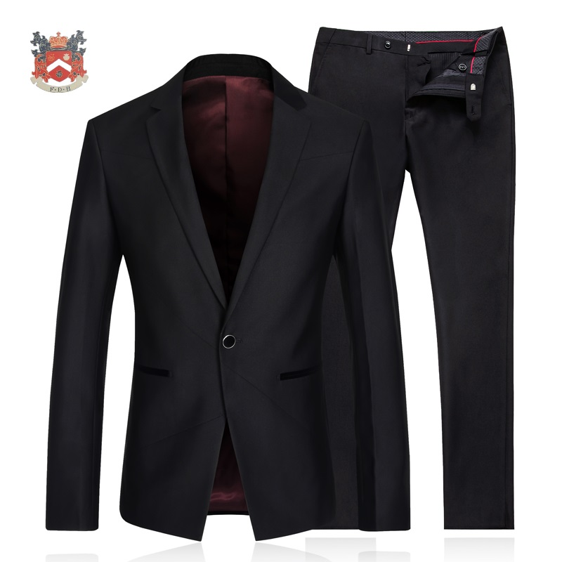 Online Buy Wholesale 2 piece mens suits from China 2 piece mens